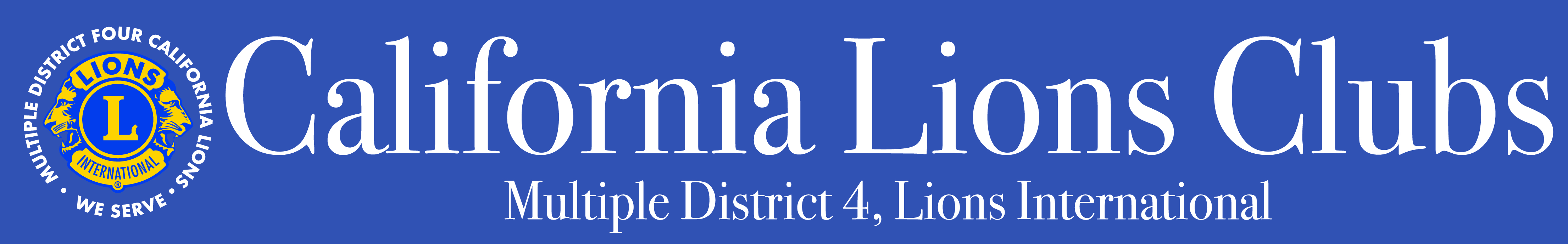 Events | Multiple District 4 California Lions